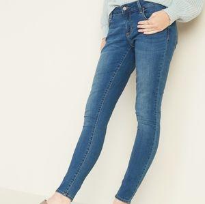 Old Navy Rockstar Super Skinny Jeans Plus Size